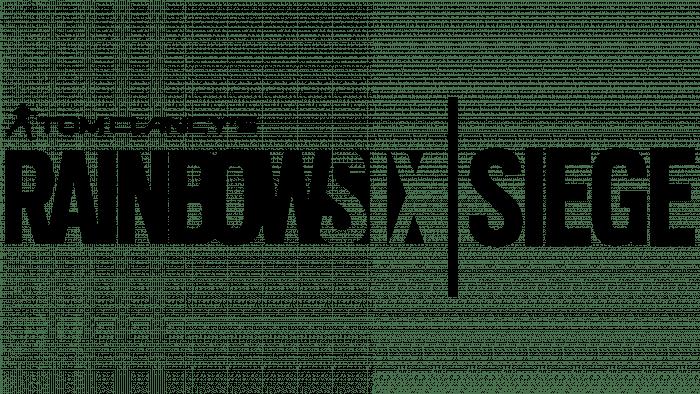 Tom Clancy's Rainbow Six Siege Logo 2015-2021