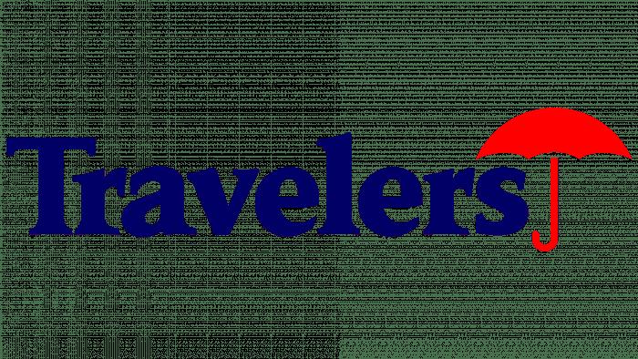 Travelers Logo 1993-1998