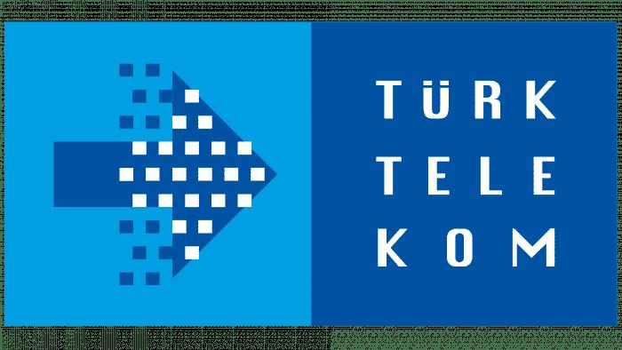 Turk Telekom Logo 1995-2016