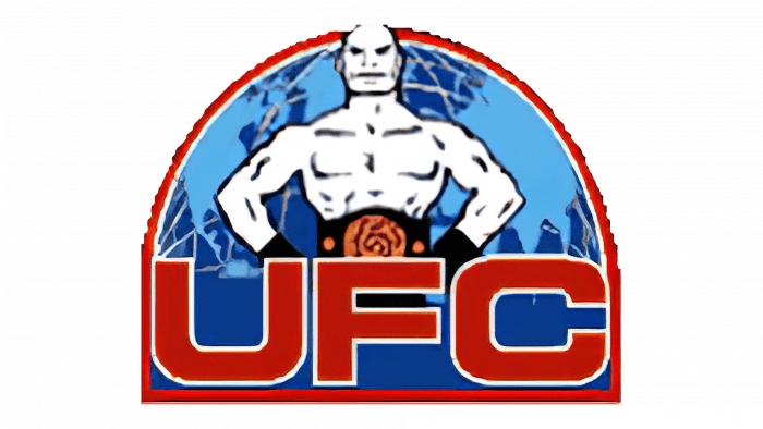 Ultimate Fighting Championship Logo 1999-2001