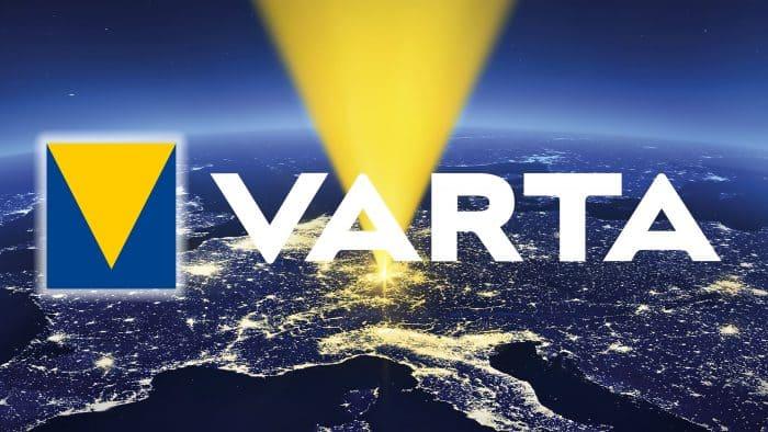 VARTA New Logo