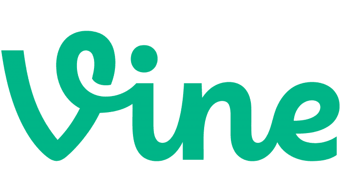 Vine Logo 2013-2017