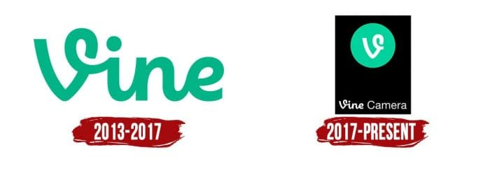 Vine Logo History