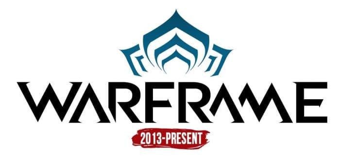 Warframe Logo History