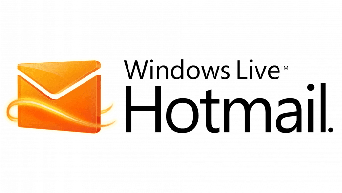 Windows Live Hotmail Logo 2010-2011