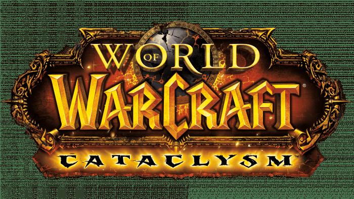 World of Warcraft Logo 2010-2012