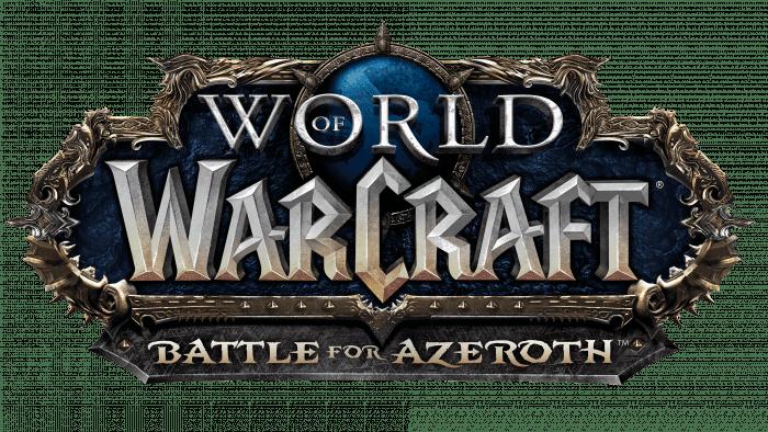World of Warcraft Logo 2018-2020