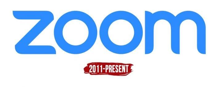 Zoom Logo History