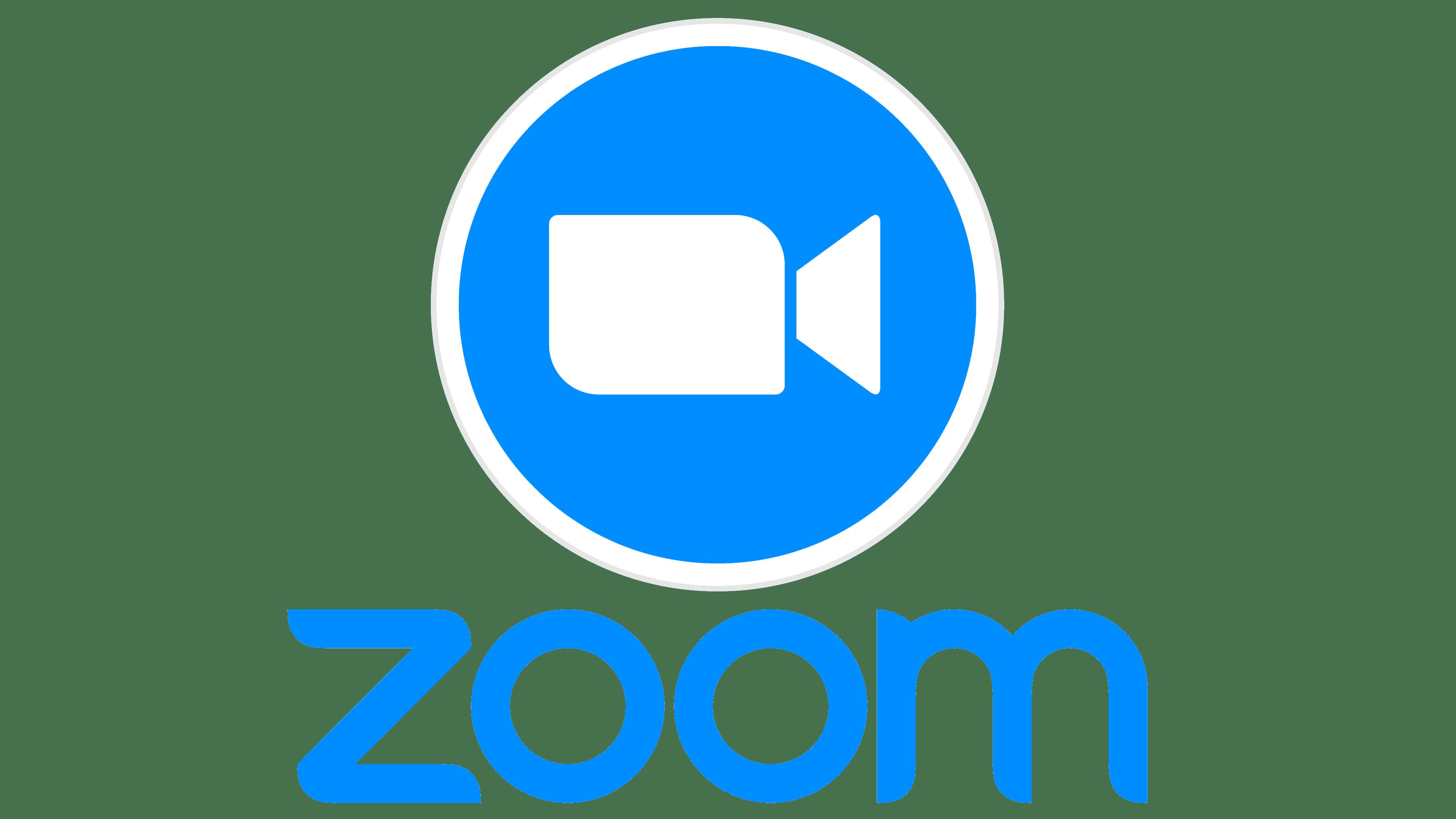 Zoom Logo | Symbol, History, PNG (3840*2160)