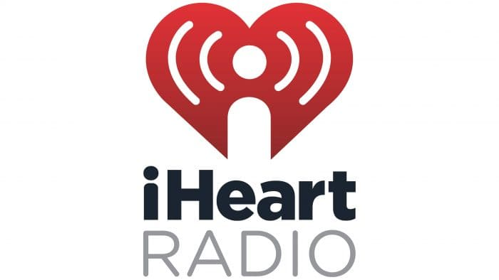 iHeartRadio Logo 2012-present