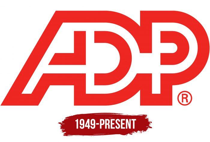 ADP Logo History