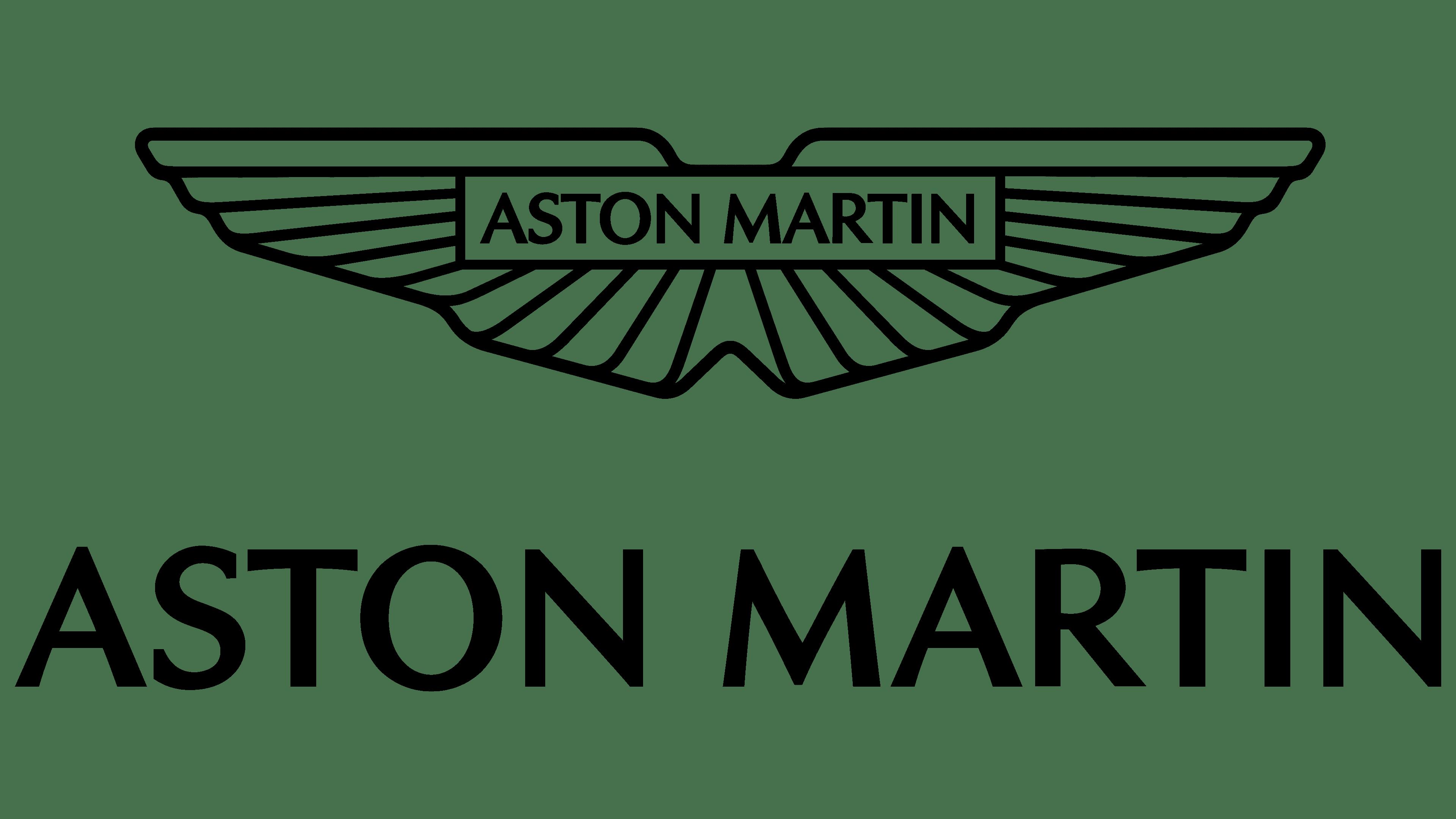 Aston Martin Logo   Symbol, History, PNG (3840*2160)