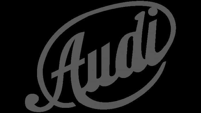 Audi Logo 1909 (pre-launch)