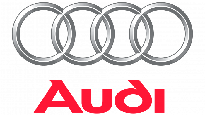 Audi Logo 1995-2009