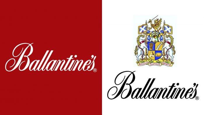 Ballantine's Whiskey Logo