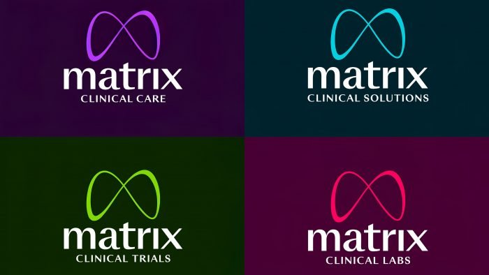 Brandpie new logo design Matrix Medical Network