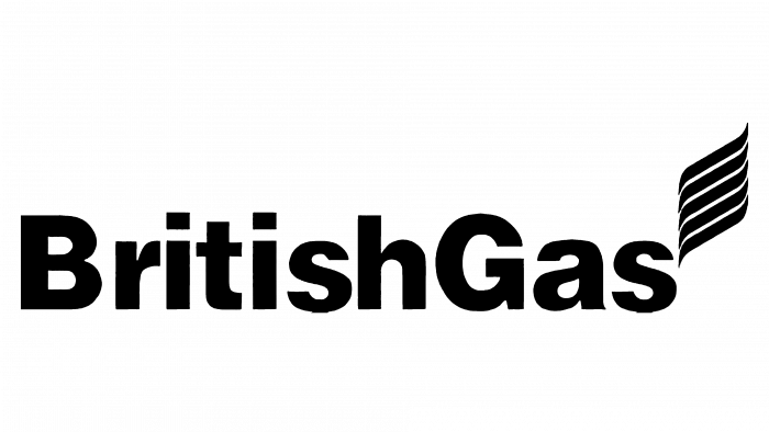 British Gas Logo 1986-1995