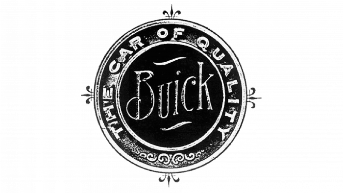 Buick Logo 1905-1911