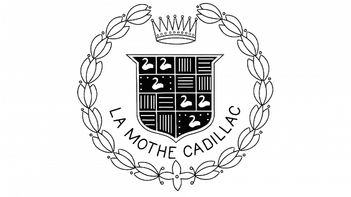 Cadillac Logo 1902-1905