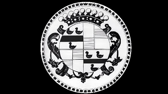 Cadillac Logo 1905-1908