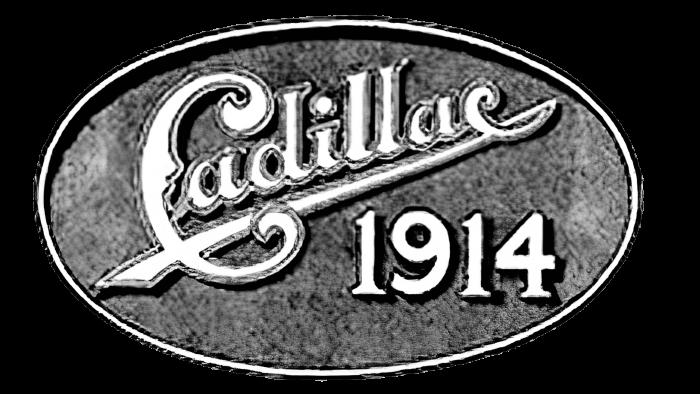 Cadillac Logo 1914-1915