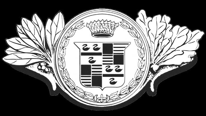 Cadillac Logo 1915-1920