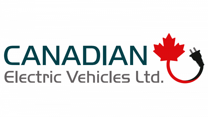 Canadian Electric Vehicles Logo (1996-Present)