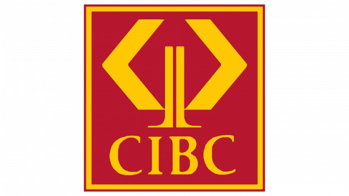 Canadian Imperial Bank of Commerce Logo 1986-1994