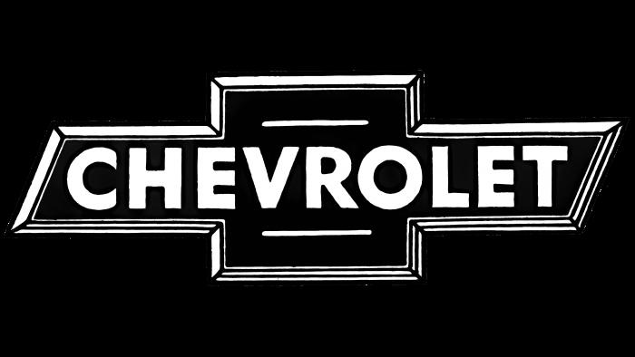 Chevrolet Logo 1934-1940