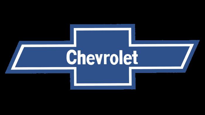 Chevrolet Logo 1976-1988