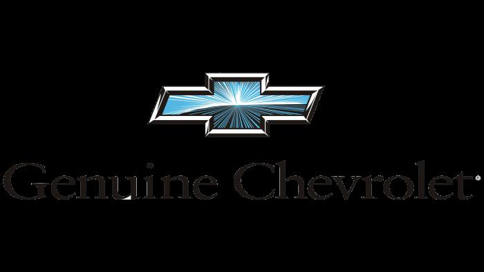 Chevrolet Logo 1994-2001