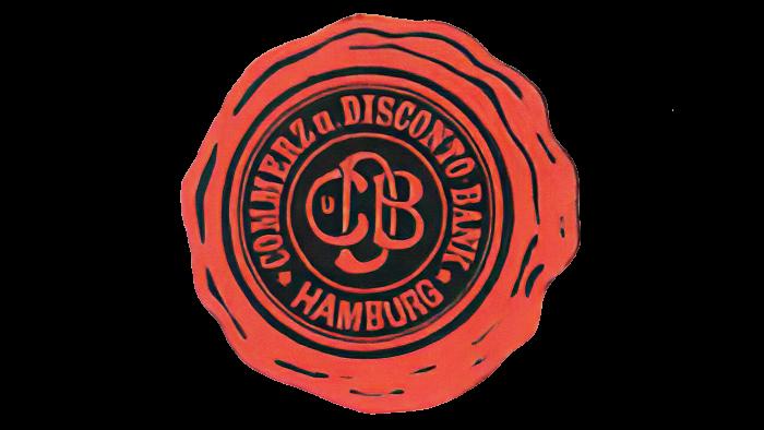 Commerz Disconto-Bank Logo before 1920