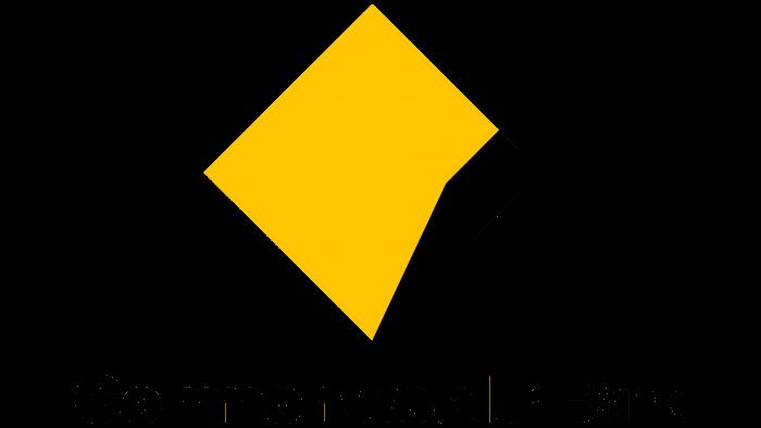 Commonwealth Bank Logo 1991-2020