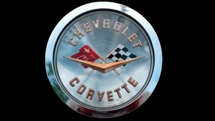 Corvette Logo 1955-1962