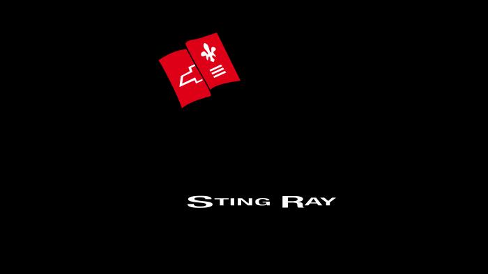 Corvette Logo 1963-1967