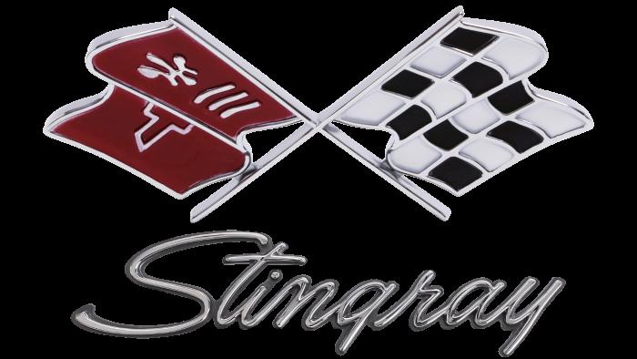 Corvette Logo 1968-1982