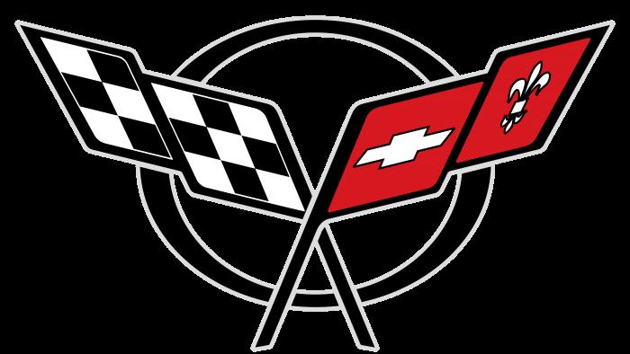 Corvette Logo 1997-2005