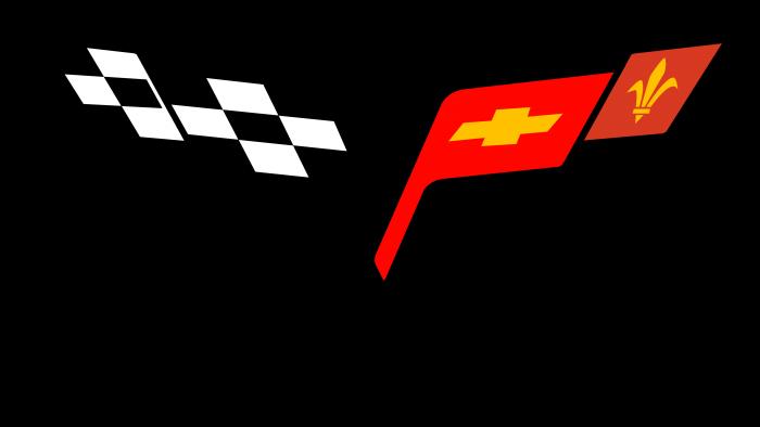 Corvette Logo 2005-2014