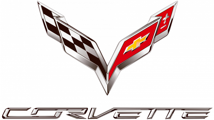 Corvette Logo 2014-2019