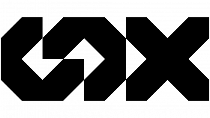 Cox Cable Logo 1979-1996