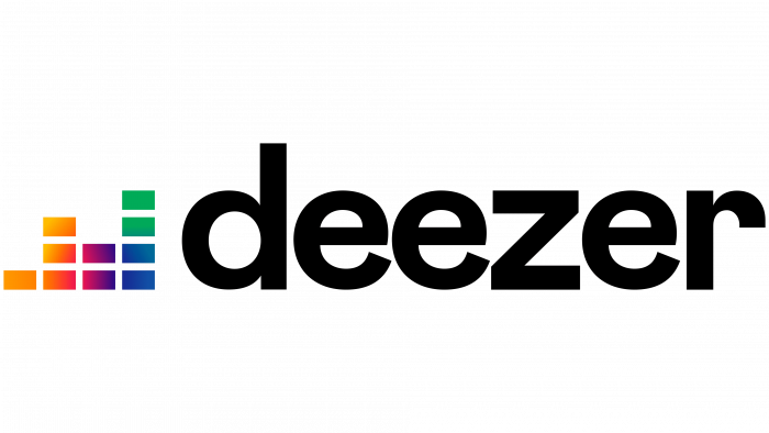 Deezer Logo 2019-present