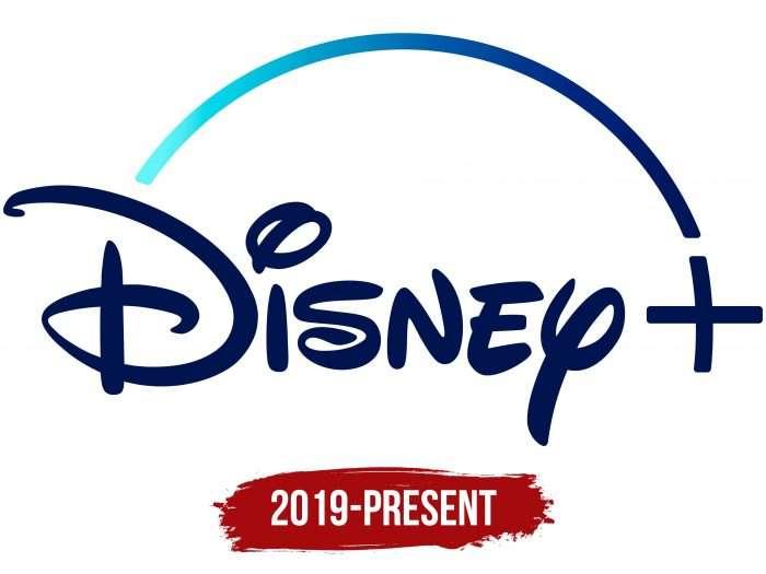 Disney+ Logo History