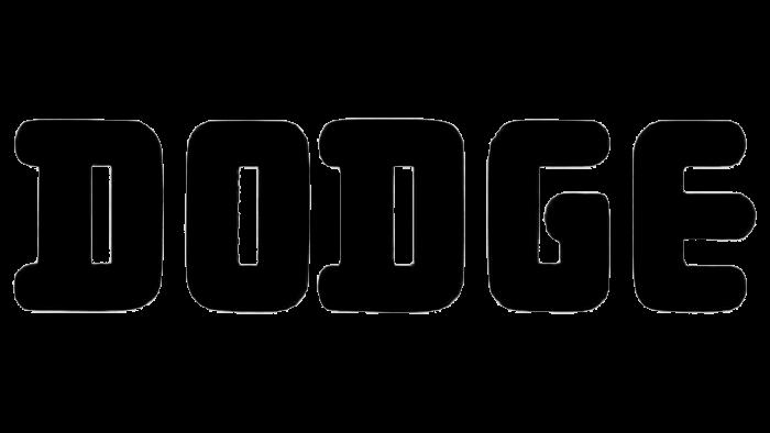 Dodge Logo 1928-1955