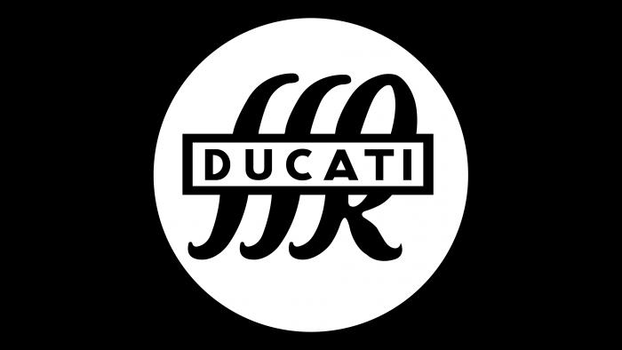 Ducati Logo 1935-1949