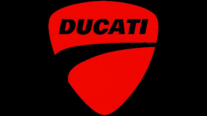 Ducati Logo 2009-present