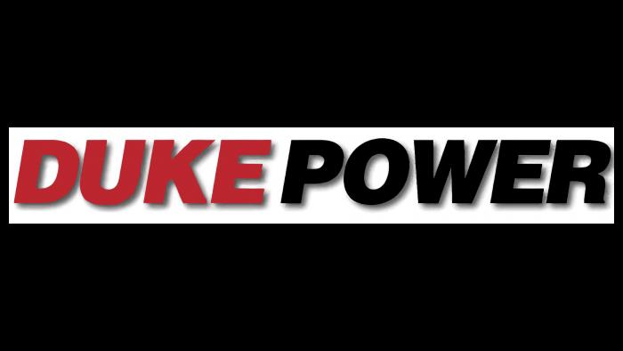 Duke Power Logo 1996-1997