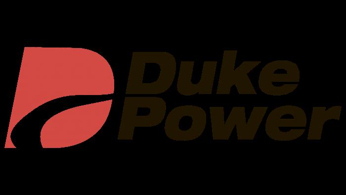Duke Power Logo 1997-2006
