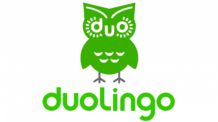 Duolingo Logo 2011-2012