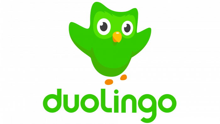 Duolingo Logo 2013-2019
