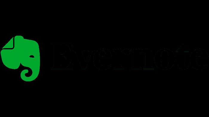 Evernote Logo 2018-present